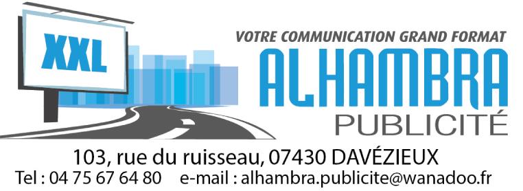 ALHAMBRA PUBLICITE