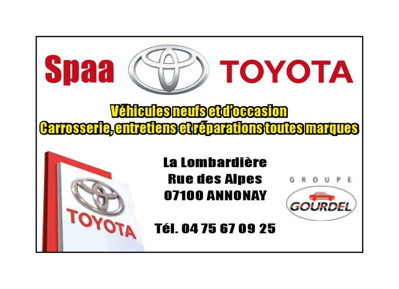 Autoventure toyota savas for Garage toyota annonay