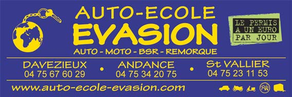 AUTO ECOLE EVASION