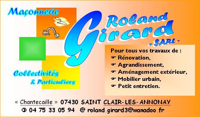 GIRARD Roland