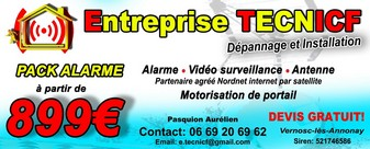 Entreprise Tecn'ICF
